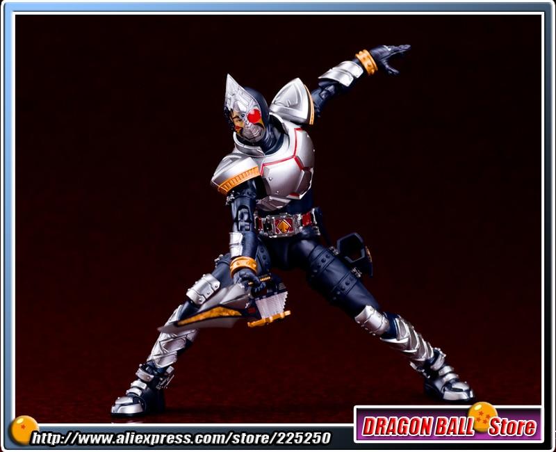 Masked Kamen Rider BLADE Original BANDAI Tamashii Nations SHF S.H.Figuarts Action Figure - BLADE Broken Head Ver