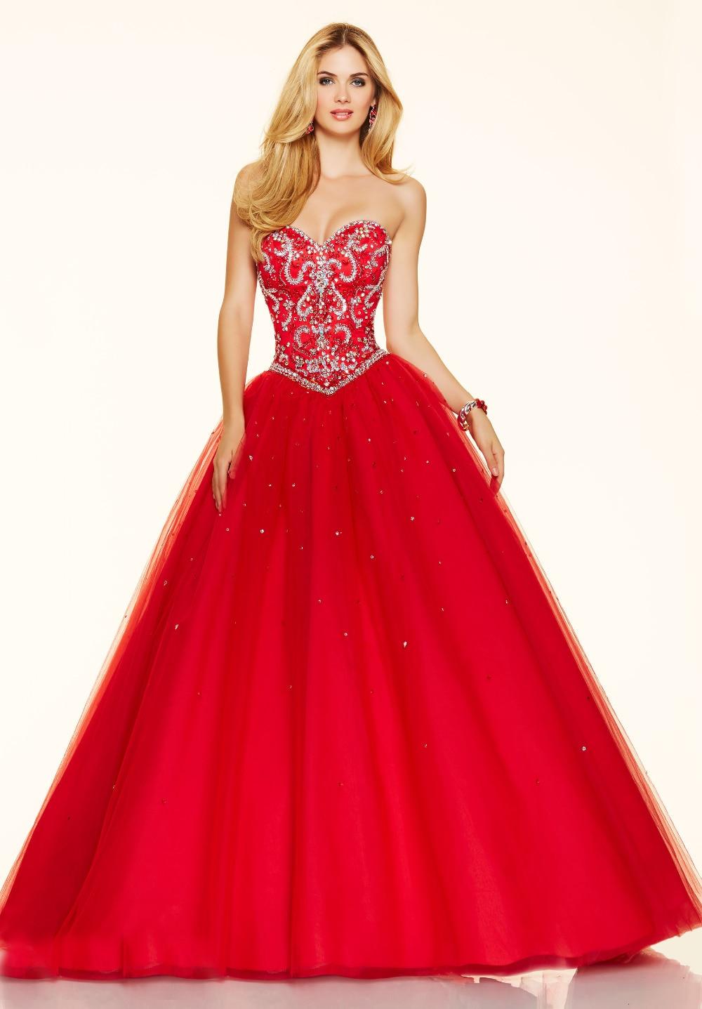 Online Get Cheap Long Ball Gown Prom Dresses -Aliexpress.com ...