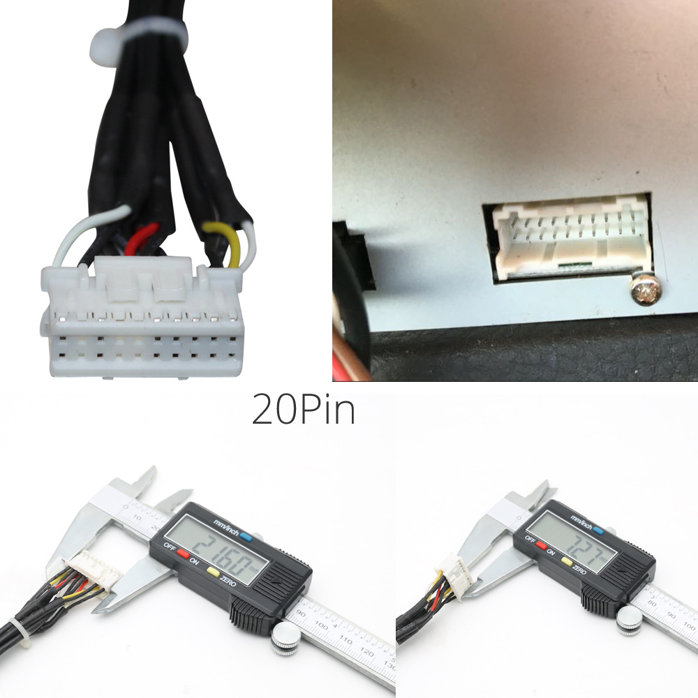 Power Hand Tool With Wire Harness Wiring Data Schema Pin Removal 20 Plug Car Stereo Radio Rca Av In Output Rh Aliexpress Com Connection Tools
