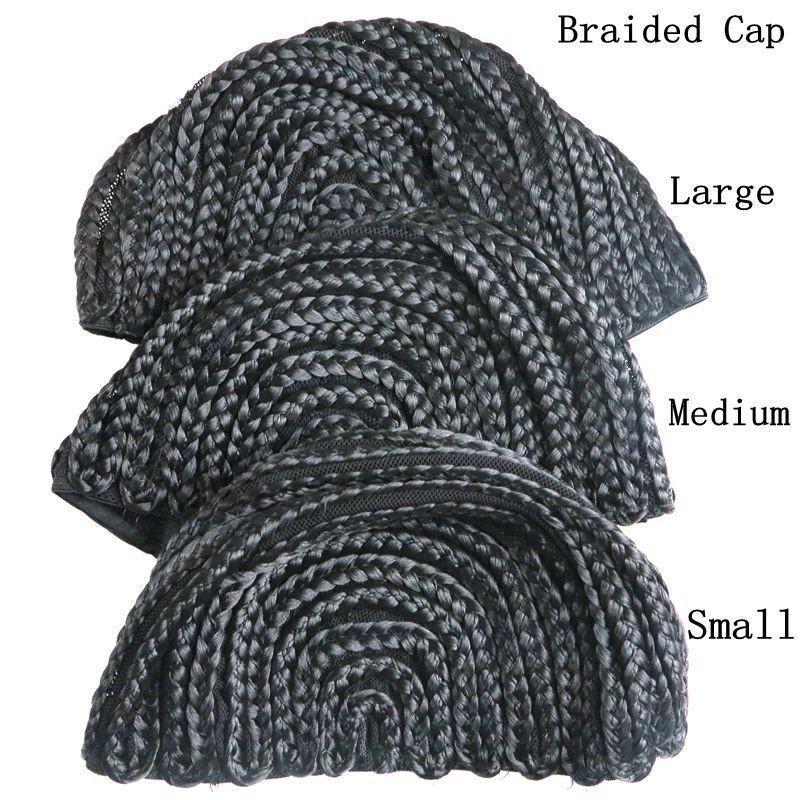Braided Wig Cap 1