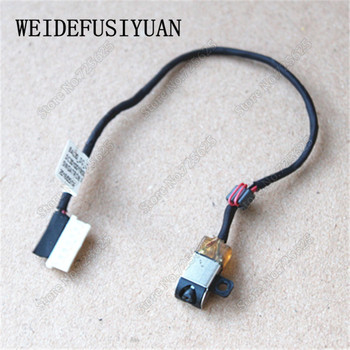 10pcs AC DC Power Jack Harness Cable for Dell Inspiron 15 5000 5565 5567 BAL30 DC30100YN00