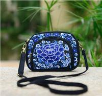 New Coming Promotion Embroidery Small Bags Hot Women Cute Bags Fashionable Ethnic National Versatile Lady S
