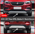 new arrival stainless steel bumper protection skid plate bull bar for OPEL newest Mokka X Encore 2016 2017 year or 2013-2015year