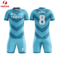 Free Shipping Full Sublimation Team Jerseys 2019 New Style Sublimation Customized Soccer Uniform Football Jersey