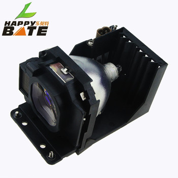 HAPPYBATE ET-LAB80 for PT-LB75/PT-LB80/PT-LW80NTU/PT-LB75EA/PT-LB75NT/PT-LB75NTEA/PT-LB80EA/LB80NT Compatible Lamp with Housing compatible projector bare lamp et lav400 for pt vw530 pt vw535 vw535n pt vx600 pt vx605 pt vx605n pt vz570 pt vz575nu happybate