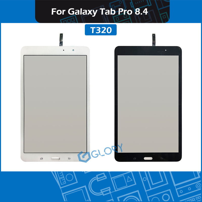 New <font><b>8.4</b></font> Inch Tablet T320 Touch Screen For Samsung <font><b>Galaxy</b></font> <font><b>Tab</b></font> <font><b>Pro</b></font> <font><b>8.4</b></font> SM-T320 touch screen panel Digitizer <font><b>LCD</b></font> front glass image