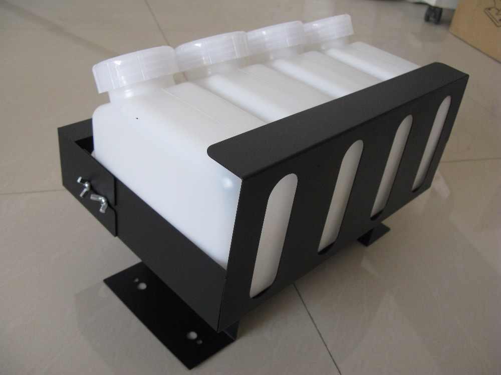 4 Warna CISS Bulk Ink Tank System untuk Mimaki/ROLAND/Mutoh dan 4 Warna Printer