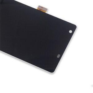 Image 4 - 5.0 pouces daffichage pour Sony Xperia Z2A ZL2 LCD moniteur + écran tactile numériseur téléphone portable accessoires pièces de réparation