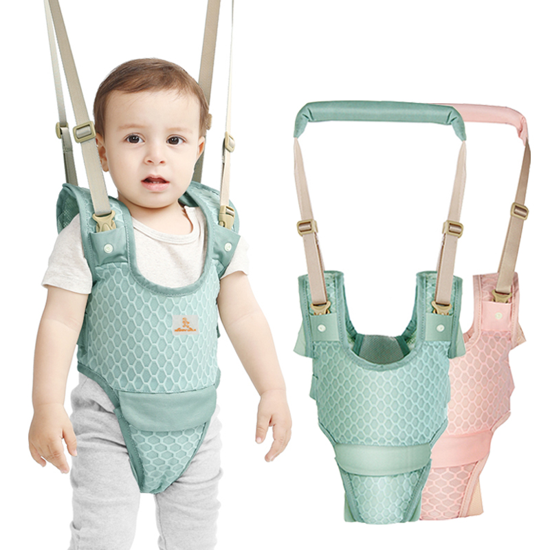 6-36 Months Breathable Toddler Baby Walker Harness For Infant Walking Assistant Belt Wings Baby Learning Walking Strap Leash