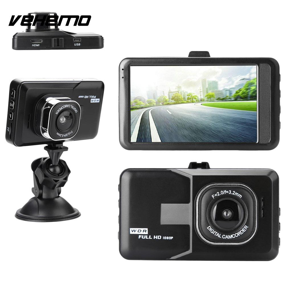 3 inch Car DVR Full HD 1080P FH06 Rearview Car Camcorder Driving Video Recorder Cameras Dash Cam Auto Vehicle Dashboard цена
