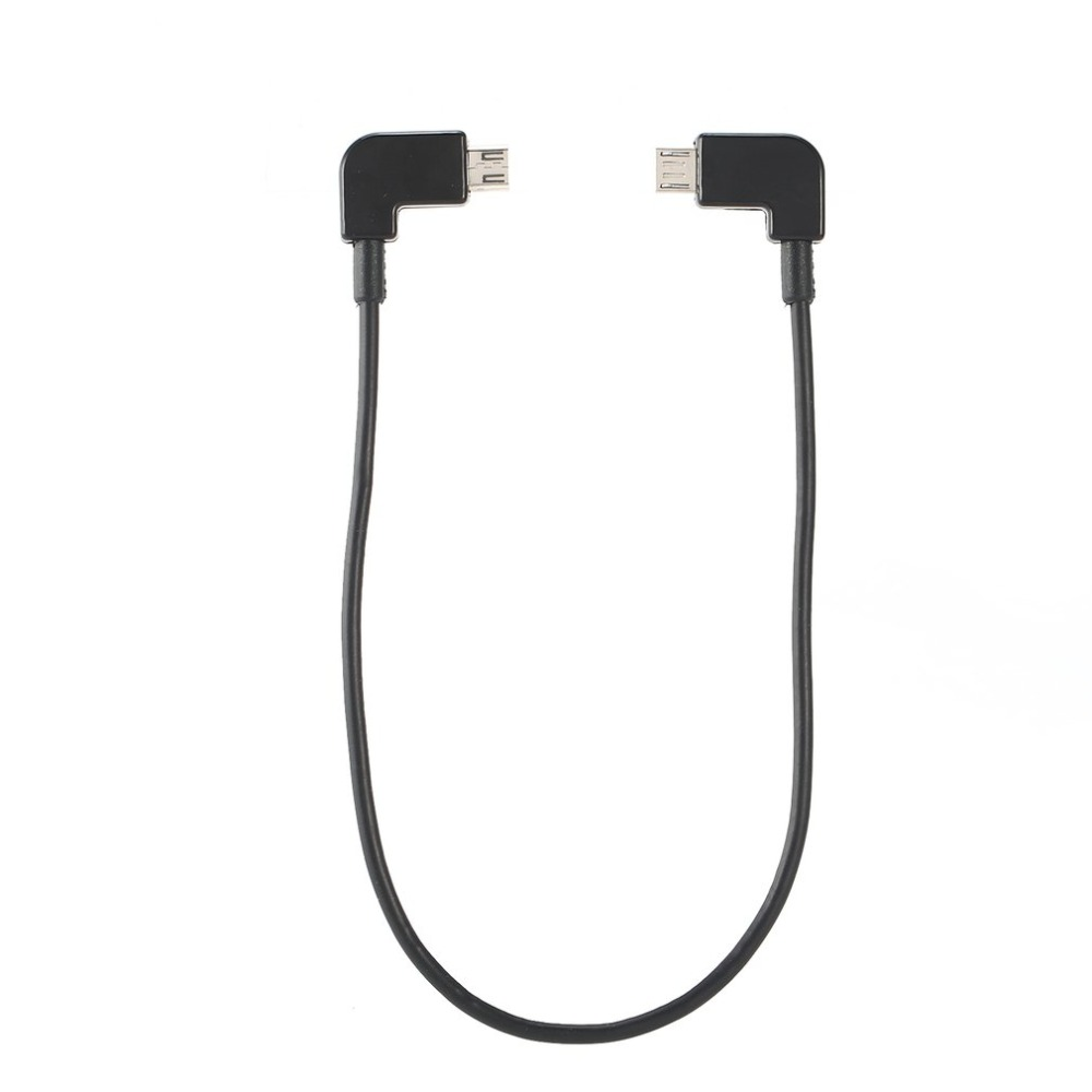 Data Cable For Xiaomi For DJI Spark/MAVIC Pro/Air Control Micro USB To Lighting/type C/Micro USB Adapter Line For IPhone For Pad