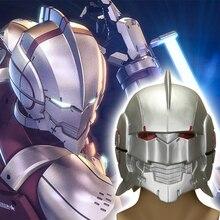 Аниме Ultraman Shinjiro Hayata шлем, маскарадный шлем, маска для взрослых, унисекс коллекция, подарок, реквизит для Хэллоуина