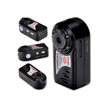 Mini Hidden Q7 Camera 480P Wifi DV DVR Wireless IP Cam Brand New Mini Video Camcorder Recorder Infrared Night Vision