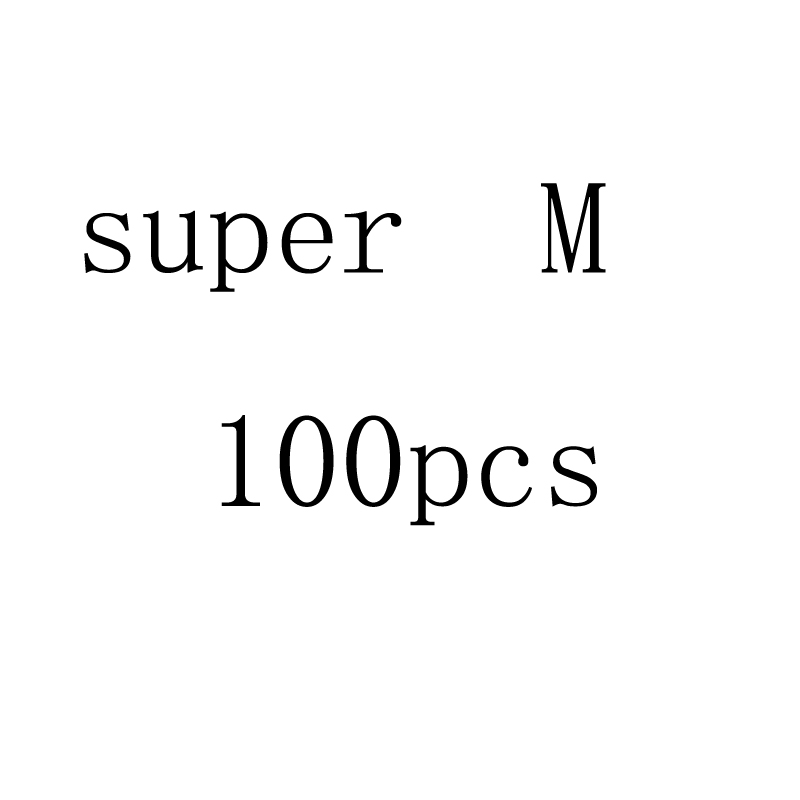 50-100Pcs Supre M