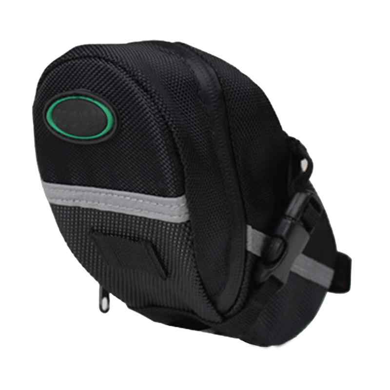 Practical Bicycle Bag Bike Waterproof Storage Saddle Bag Seat Cycling Tail Rear Pouch Bag Saddle Bolsa Bicicleta accessories