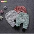 Бесплатная доставка 2017 весна осень хлопок Мультфильм брюки, брюки для мальчиков
