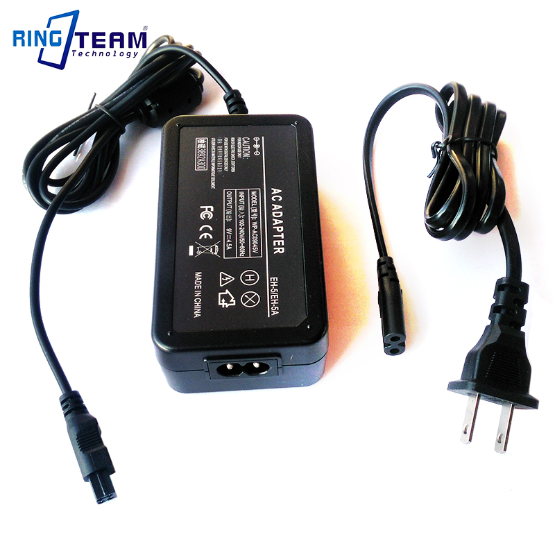 EH-<font><b>5</b></font> EH-<font><b>5A</b></font> EH-5B AC Power Adapter for Nikon DSLR Cameras D50 D70 D70s D80 D90 D100 D300 D300s D700 ... image