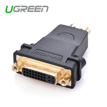 Ugreen hdmi к DVI женщиной , hdmi мужчина поддержка конвертер адаптер 1080 P для HDTV плазменных DVD проектор