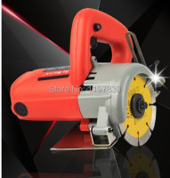 Home improvement High power household stone/wood/tile cutting multifunctional circular saw machine slot machine woodworking saws