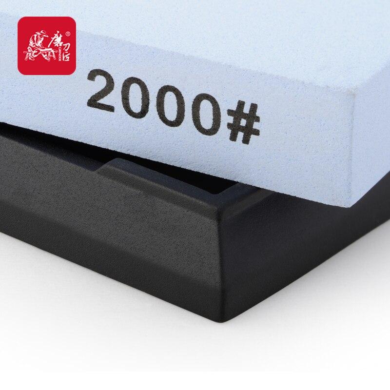 TAIDEA T7200W font b knife b font grinder angle and Corundum Stone 2000 Grit font b