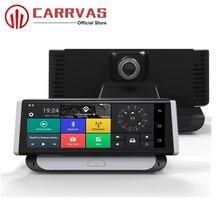 CARRVAS Android DVR  For Car 7.84 inch 1080P 5.0 GPS Navigator 1G RAM 16G ROM Bluetooth G-Sensor Navigation 1280*480