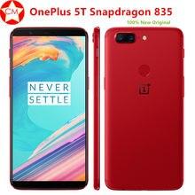 OnePlus 5 T 5 T 8G 128 GB Snapdragon 835 Núcleo octa 6.01
