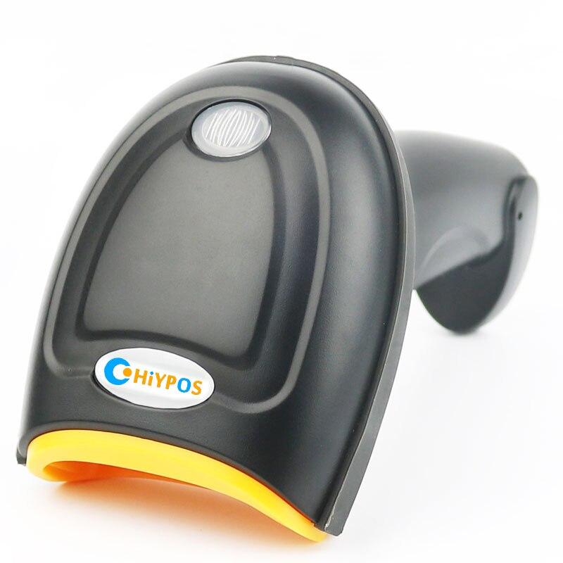 CHIYPOS Supermarket ręczny 2D skaner kodów kod kreskowy czytnik kod QR czytnik USB ZD5800 macierzy danych 2D Bar skaner kodów