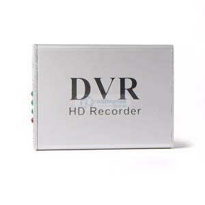 Image 2 - New 1Ch Mini DVR Support SD Card Real time Xbox HD 1 Channel cctv DVR Video Recorder Board Video Compression Color White