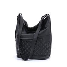 Luxury Designer Women Handbag 2019 Shoulder Bag 100% Genuine Leather Fashion Female Handbag Lady Tote Purse Large Capacity
