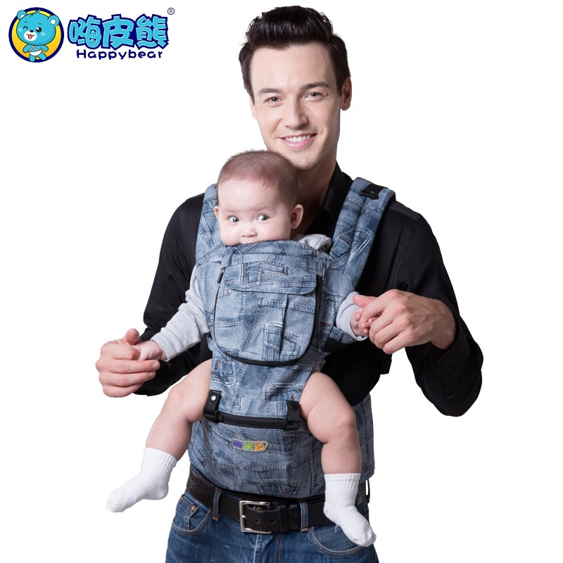 Children waist stool baby backpacks carriers multi-functional baby sling baby seat four seasons universal baby travel supplies baby multi purpose stool baby baby inflatable sofa seat multi purpose school children eat chair portable bath seat stool