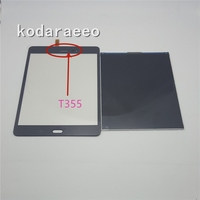Kodaraeeo Tested For Samsung Galaxy Tab A SM T355 T355 LCD Display With Touch Screen Digitizer