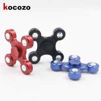 Spring Toy Hand Spinner Metal Fidget Spinner Anti Stress New Year Gift Toys Gift Man Finger