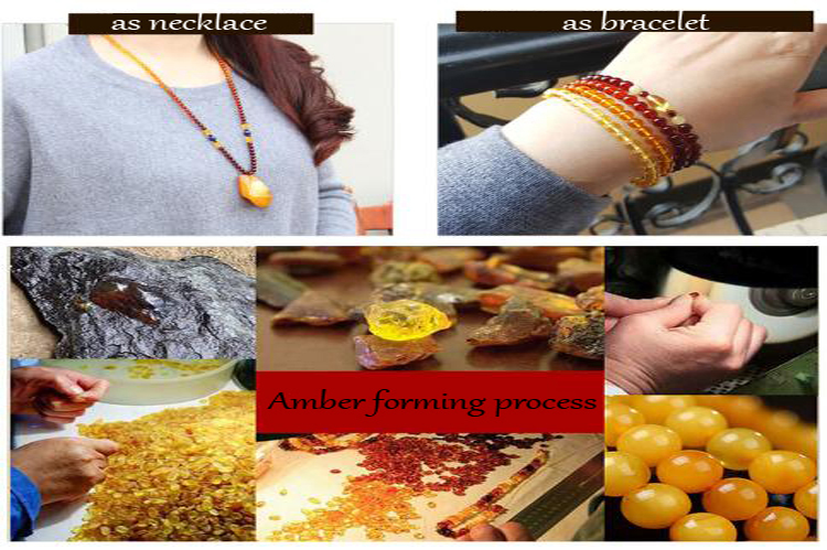 HTB1E0kpjlUSMeJjy1zjq6A0dXXam Yoowei Wholesale Natural Baltic Amber Necklace for Baby Adult 100% Real Irregular Baroque Amber Original Amber Baby Chip Jewelry
