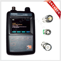 New HF Vector Impedance Antenna Analyzer KVE60c For Walkie Talkie Graphical Representation Ham Radio DIY