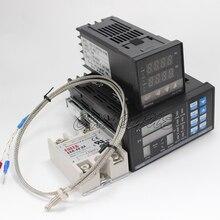 Panel Regulator Temperatury Termostat PC410 REX-C100