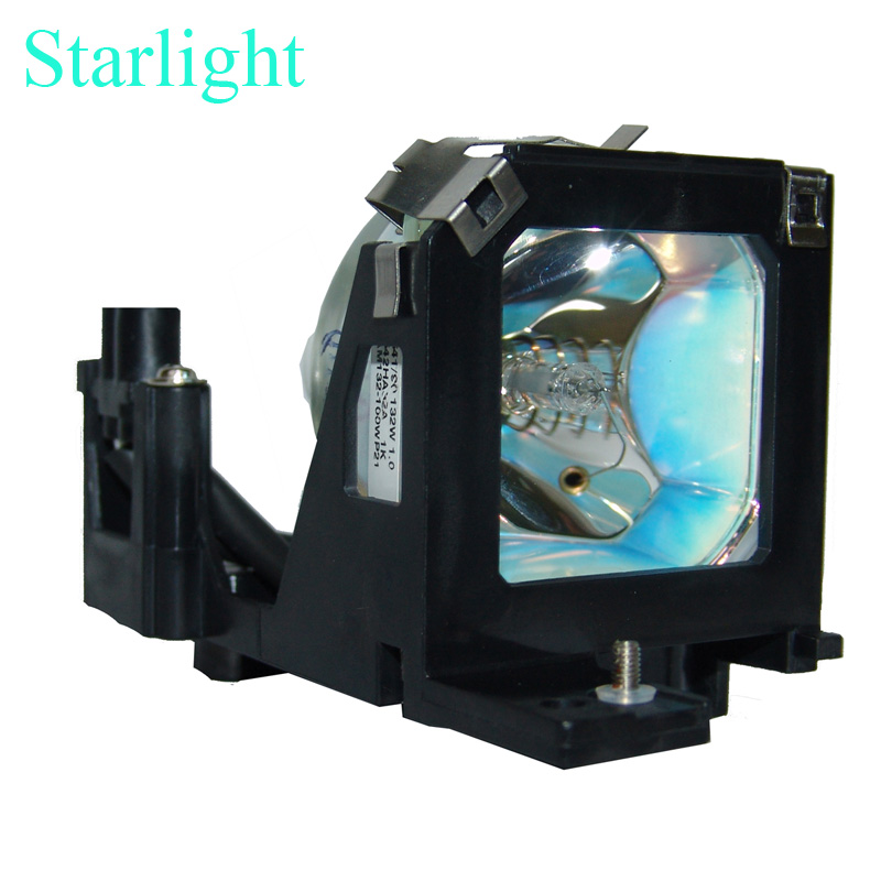 for ELPLP25 / V13H010L25 projector lamp with housing for EMP-TW10 EMP-S1 POWERLITE S1 V11H128020 CP-HS1000 CP-S225 compatible bare bulb elplp29 v13h010l29 for epson emp tw10h emp s1 emp s1h powerlite home 10 s1 s1h projector bulb lamp