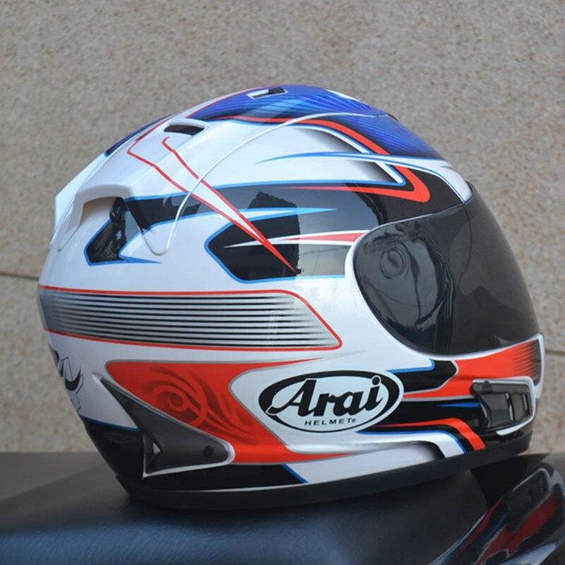 Шлем arai Rx7-Японии Топ RR5 Педро мотоциклетный шлем для гонок шлем полный уход за кожей лица capacete мотоцикл, Capacete
