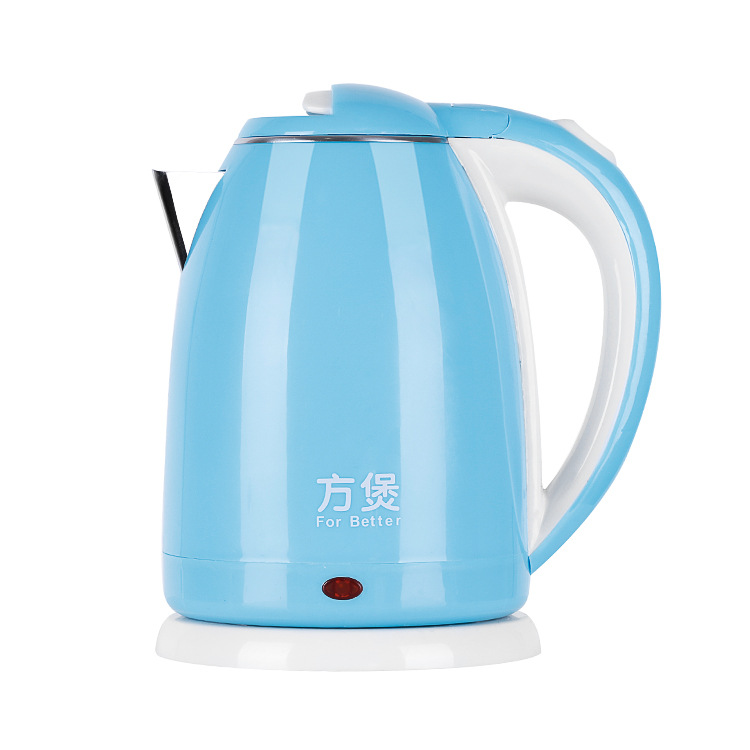 2L Double Layer Automatic Electric Kettle 304 Stainless Steel Water Boiling Machine Glass Ceramic Intelligent Water Purifier full intelligent water purifier edition automatic electric kettle