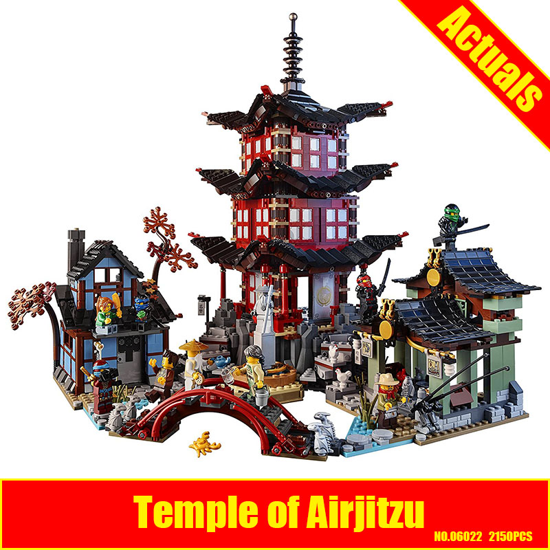 Lepin 06022 2150pcs Toys for children Ninja building bricks blocks Castle Boy Game Toys for children Gift Bela10427 similar70603 lepin 22001 imperial flagship building bricks blocks toys for children boys game model car gift compatible with bela decool10210