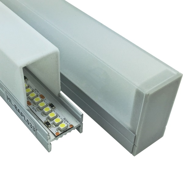 Free Shipping by DHL <font><b>led</b></font> aluminum <font><b>extrusion</b></font> Aluminium Surface Mounted <font><b>LED</b></font> Strip Light Profile For Ceiling Lights 10m/lot