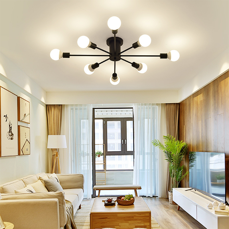cheapest Smart remote control Ceiling Fans With Lights For Living Room Modern LED Cooling Ventilador Ultra-thin Bedroom lamp App control