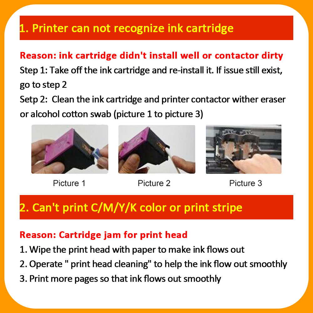 Чернила hisaint картридж для hp 339 344 для hp Deskjet460/5740/5940/6520/6540/6620/6830/6840/6940/698 струйный принтер