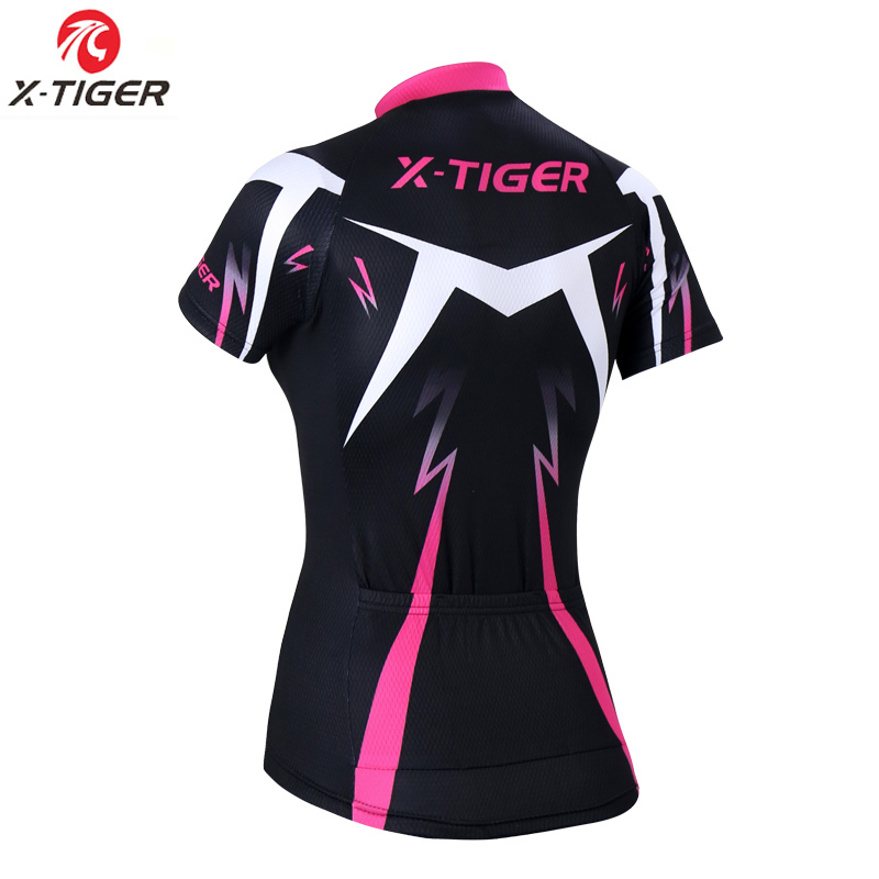 X-Tiger Pro Musim Panas Wanita Bersepeda Pakaian MTB Sepeda Pakaian - Bersepeda - Foto 2