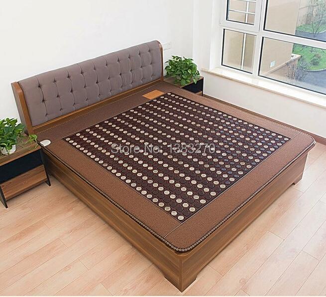 2017 electric heating massage jade stone mattress korean mattress wholesaler 1.2X1.9M 2016 electric heating massage jade stone mattress korean mattress wholesaler 1 2x1 9m