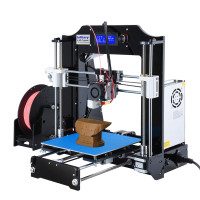 Faster Preheat High Precision Reprap Prusa I3 3d Printer DIY Kits With With 1 Roll Free
