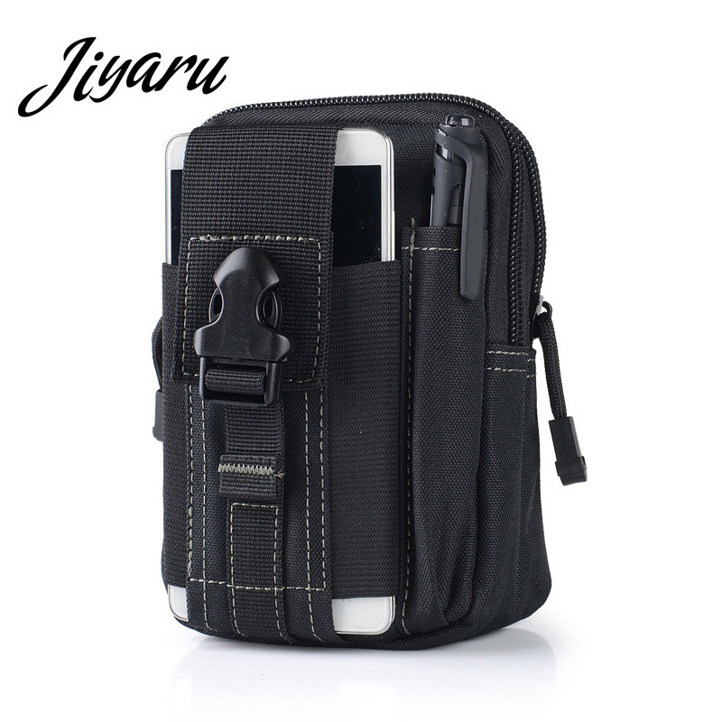 Waist Pack Men Casual Military Waist Bags Molle Pouch Fanny Packs Belt Bag Traveling Waist Bag Mobile Phone Wallet Waterproof airsoftpeak military tactical waist hunting bags 1000d outdoor multifunctional edc molle bag durable belt pouch magazine pocket