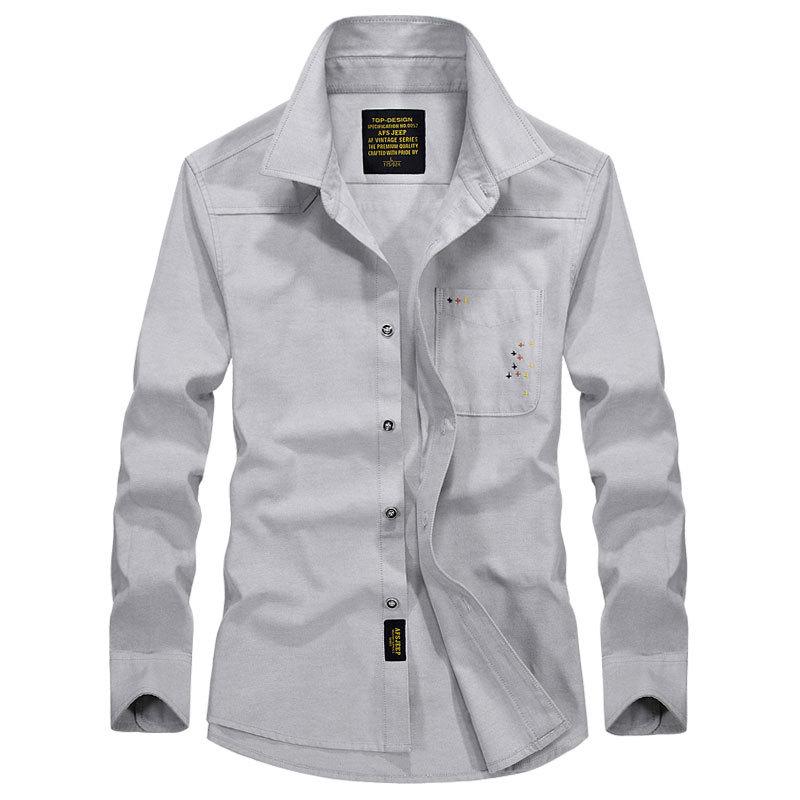 S ~ 4XL bonbon coloré décontracté hommes Chemise 2016 Chemise Homme Camisa Masculina chemises à manches longues Vetement Homme Camisas marque tissu