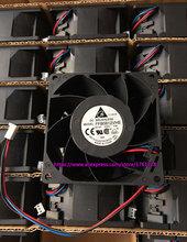 Original 80*80*38mm FFB0812VHE 8cm servo ventilador 12V 3wires 0.57A ~