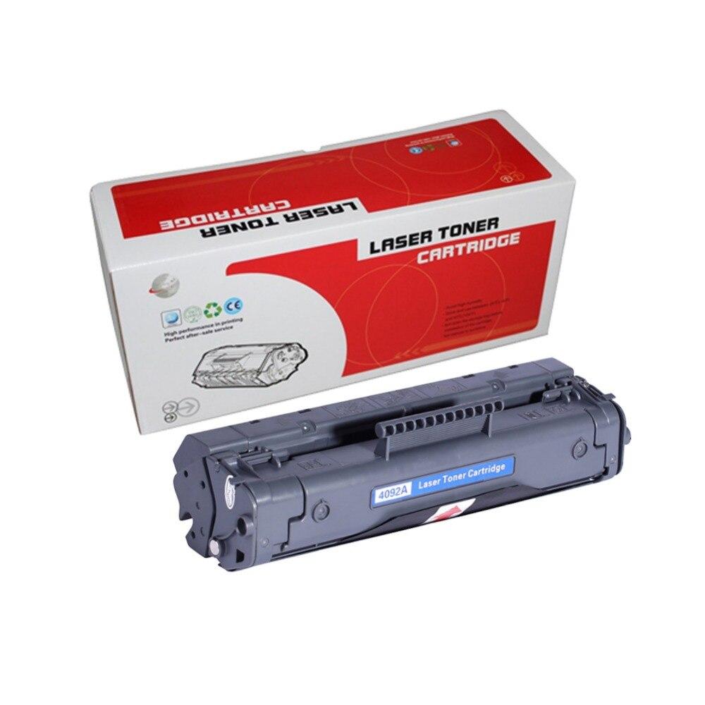 1pcs 4092A Compatible Toner  Cartridge For HP C4092A C4092A 92A 120 1100 1100A 1110 3100 3150 3200 3200M  Printer