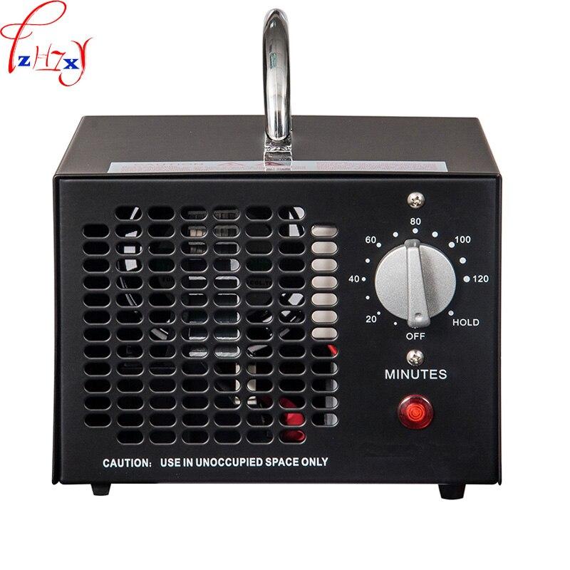 HE-150 Portable générateur d'ozone purificateur d'air purificateur d'air oxygène Portable ioniseur 1 pc